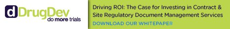Driving ROI: The Case for Investing in Contract & Site Regulatory Document Management Services