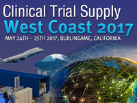 Banner of Clinical Trial Supply West Coast_ICT)98 on Samedan