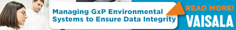 Managing GxP Environmental Systems to Ensure Data Integrity